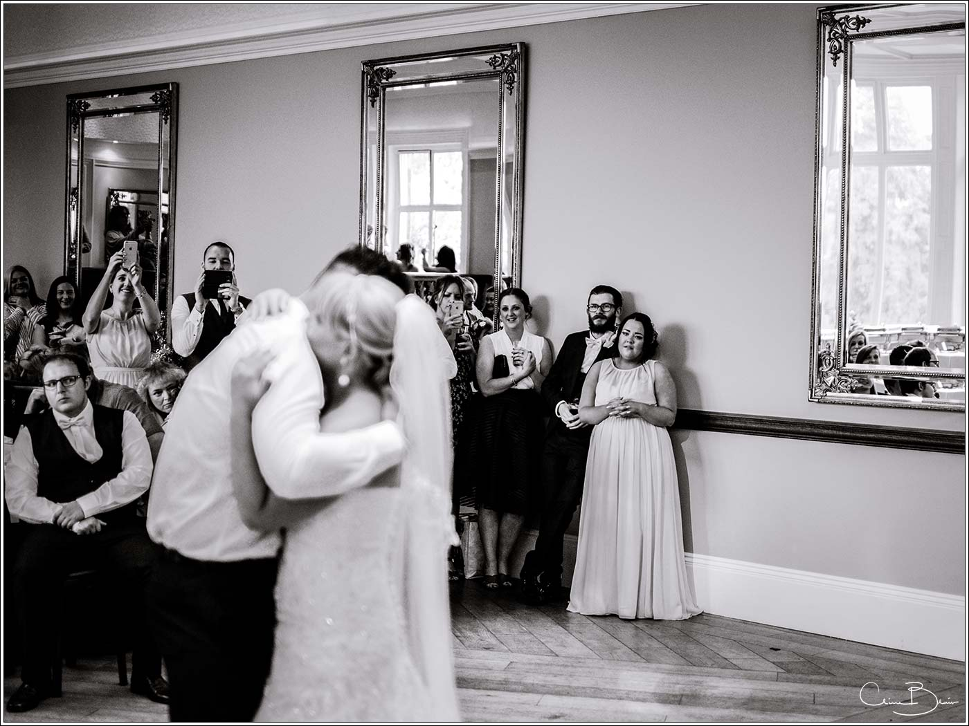 First dance at Pendrell Hall as photographed by a recommended Pendrell Hall photographer
